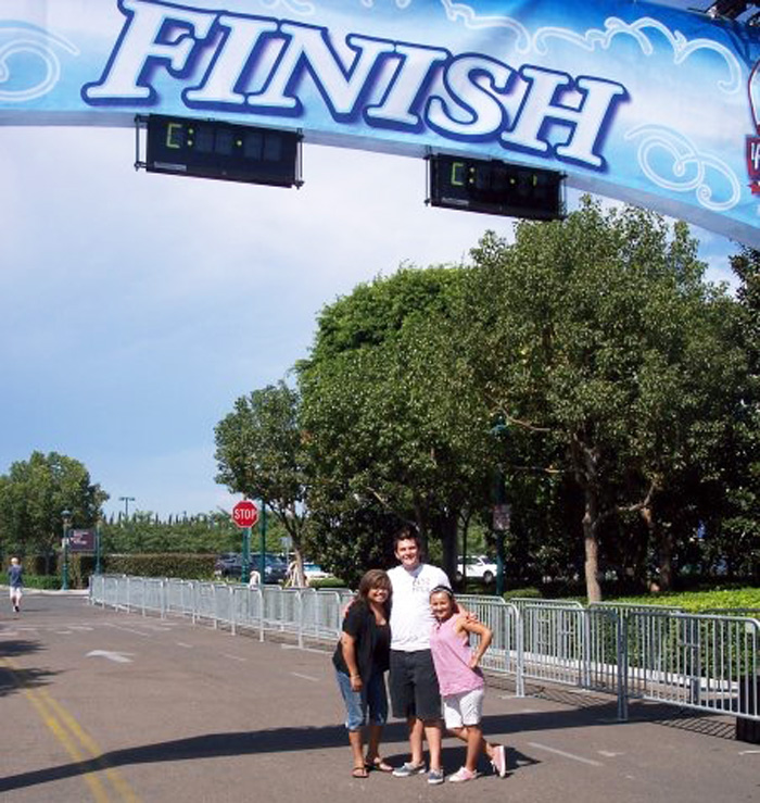 Marathon Training Week 45 | Why Disney Races? by The Modern Dad