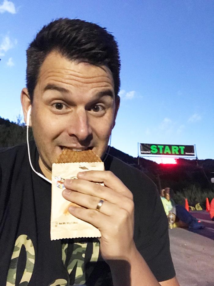 Marathon Training Week 47 | Energy Nutrition for Those Long Runs by The Modern Dad