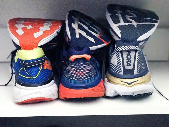 My Marathon Training Plan | Free Printable by The Modern Dad