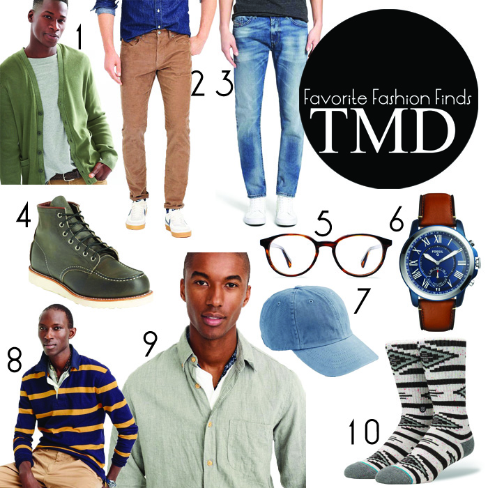 Perfect Fall Looks for Dad
