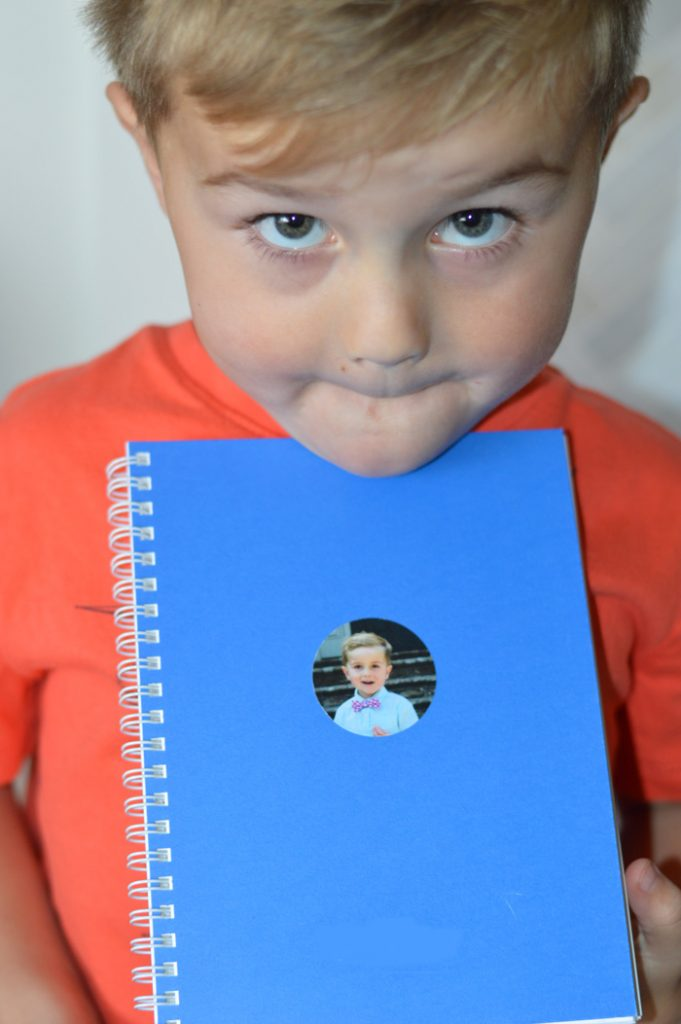 Perfect Picture Sticker Book for Your Kids by The Modern Dad