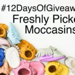 #12daysofgiveaways | Freshly Picked Moccasins by The Modern Dad