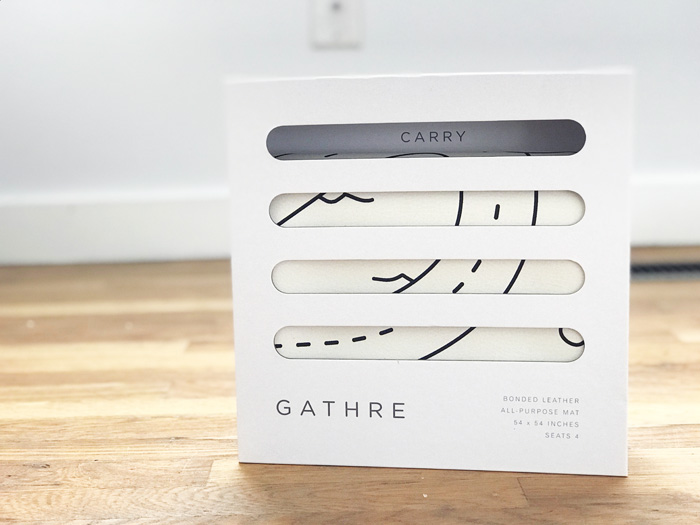 #12DaysOfGiveaways | Gather Playmate by The Modern Dad