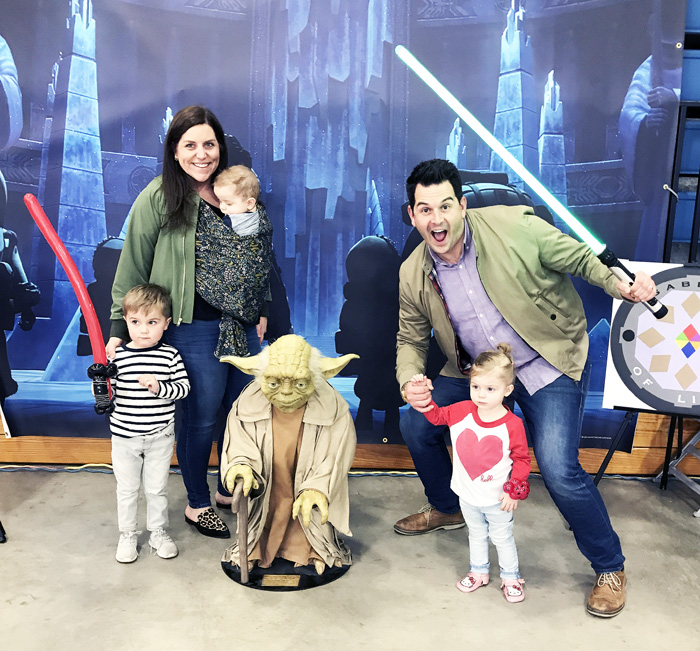 Fun Family Activity? Go See Salt Lake City Stars by The Modern Dad