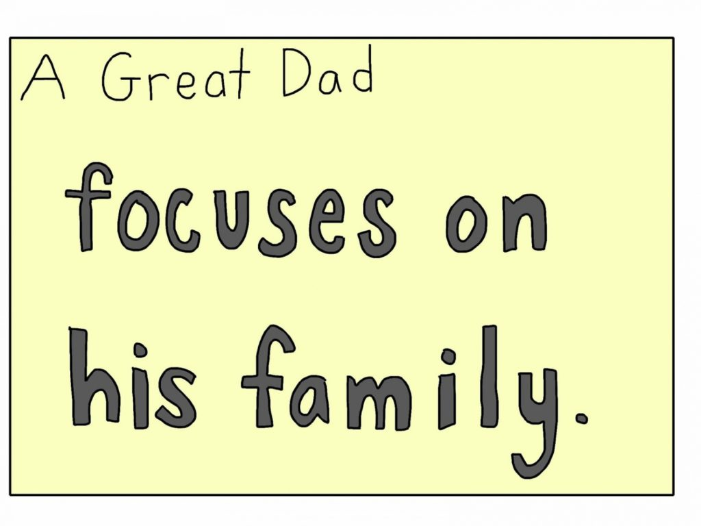 3 Success Strategies for Dads in 2018