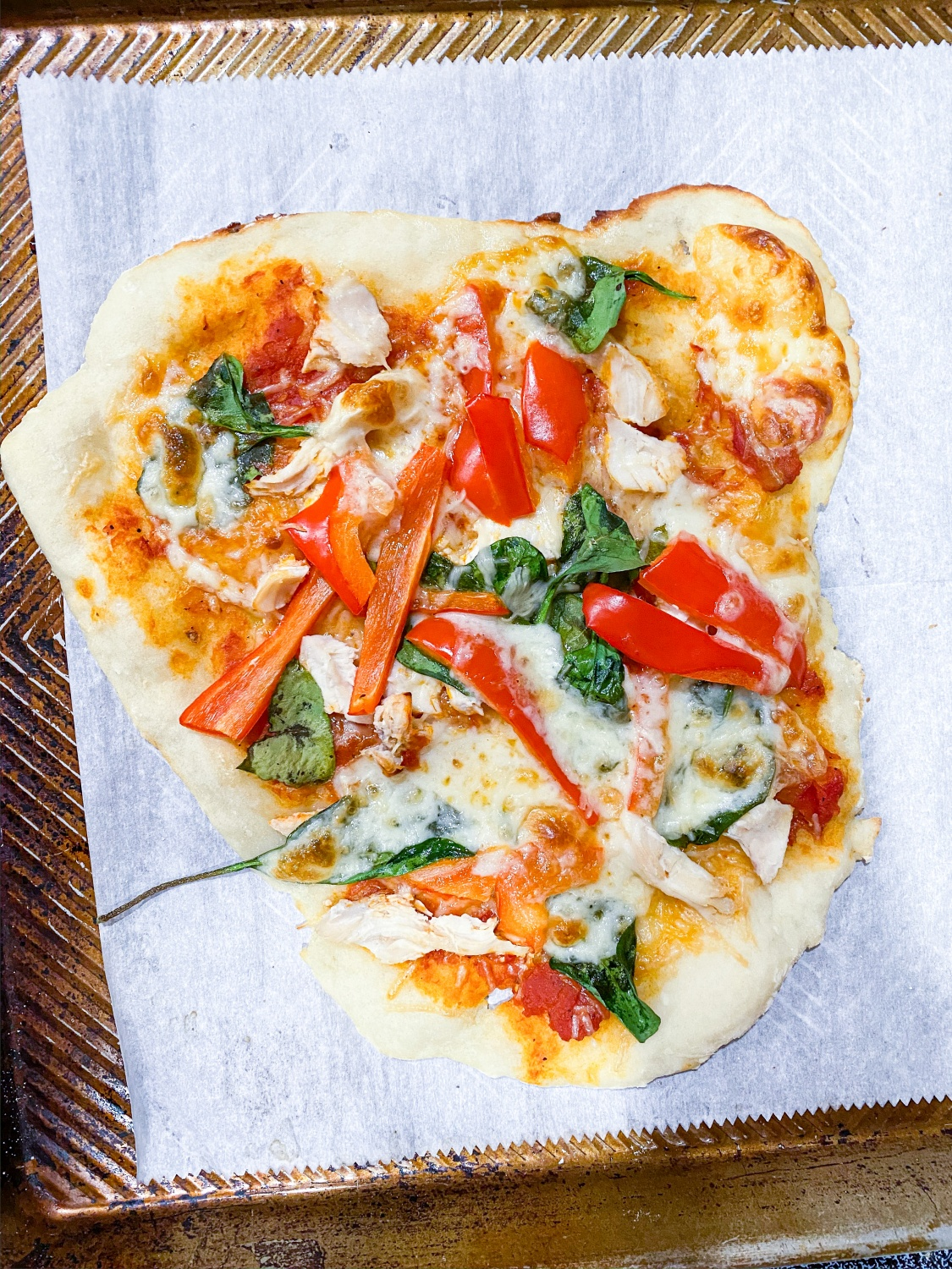 Simple, Delicious Two-Ingredient Dough