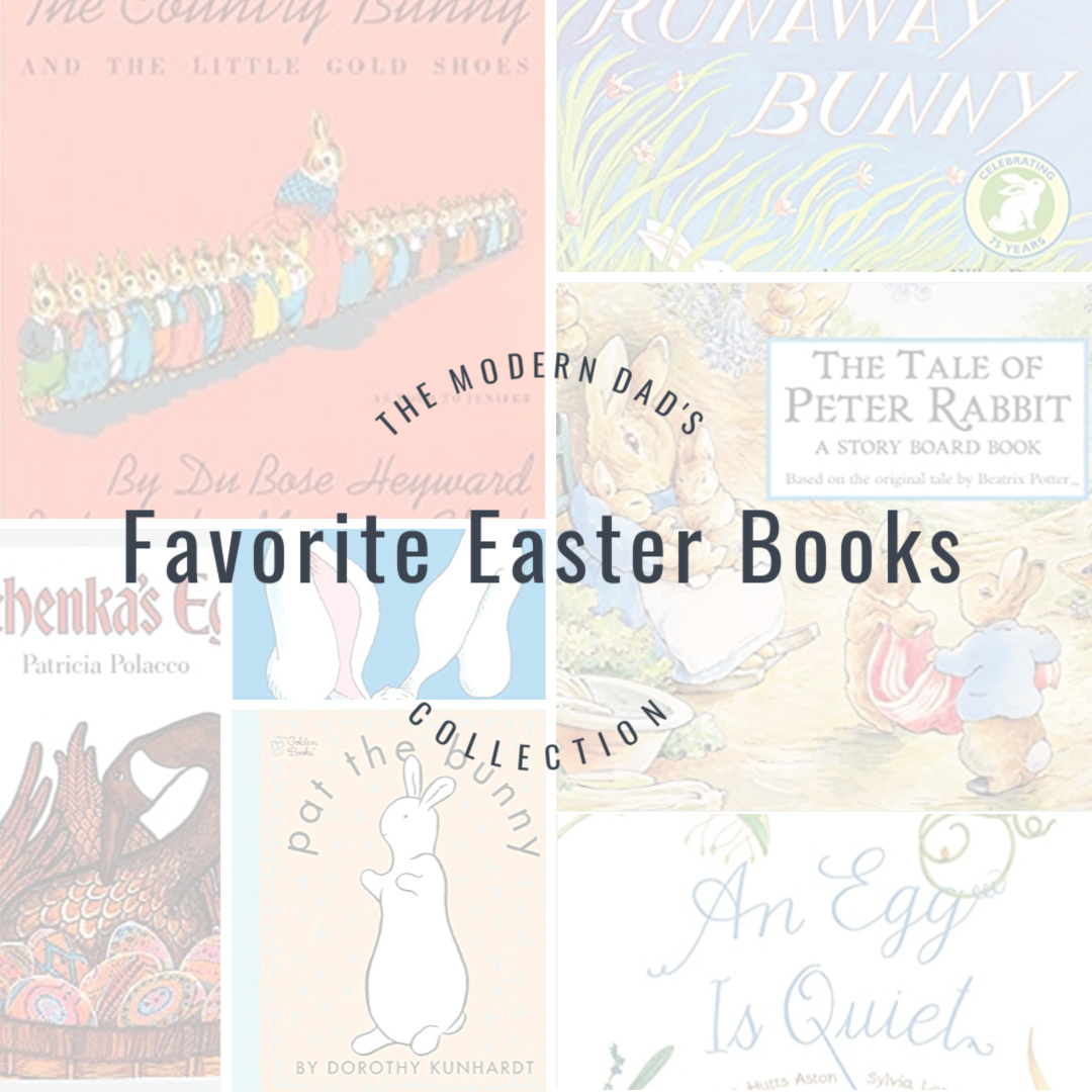 Our Favorite Easter Books for Kids