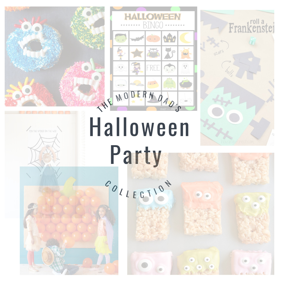 Simple Halloween Parties: Covid Style
