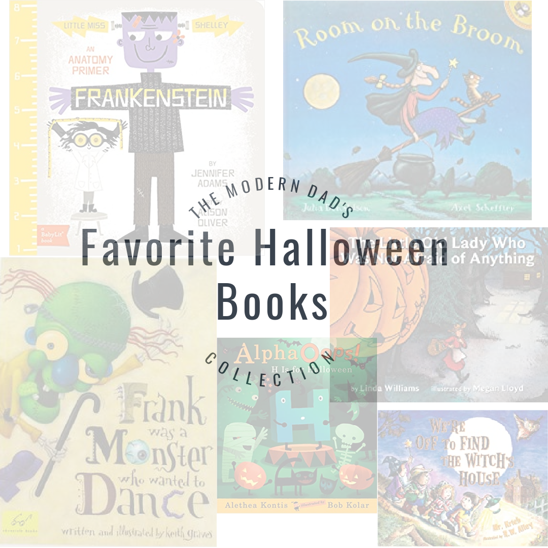 Halloween Book Collection