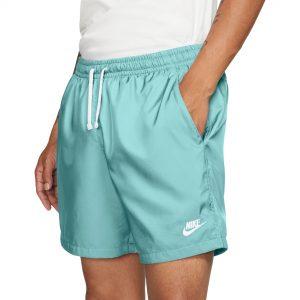 """Nike Men's Sportswear 6"""" Woven Flow Shorts Light Dew"""