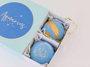 Zodiac Bath Balm Gift Set